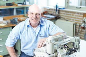Wybenga Machines Anne Kleine reparatie machine