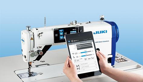 Nieuw in het assortiment JUKI DDL 9000C
