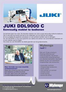 170313basis flyer verkoop JUKI DDL9000C