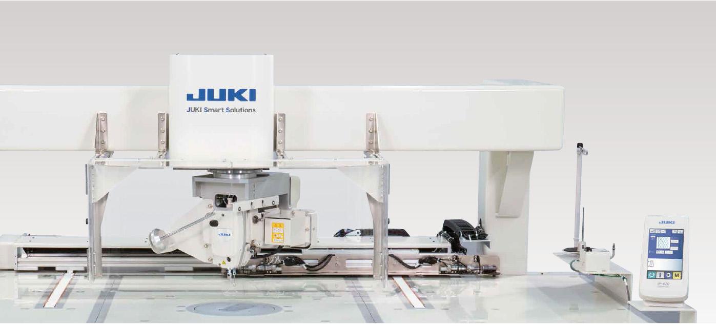 Nieuw in ons assortiment JUKI AMS-251