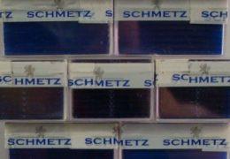 Schmetz overlockmachine B27 nm 100 naalden