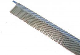 CONFLEX Gordijnhaak 75mm grijs