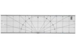 OLFA quilt liniaal MQR-15 x 60 cm