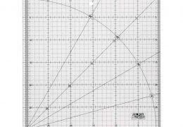 OLFA quilt liniaal MQR-30 x 30 cm.