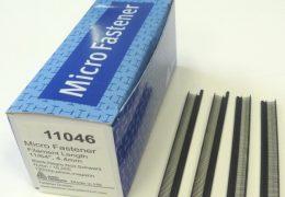 Dennison Micro Fasteners 4,4 mm zwart