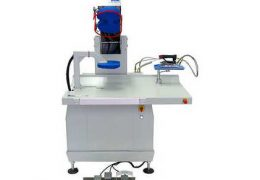BRISAY 2065 SC Armhole creasing machine